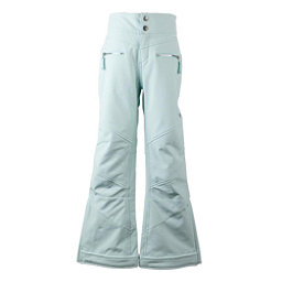Obermeyer Jolie Softshell Girls Ski Pants, Sea Glass, 256