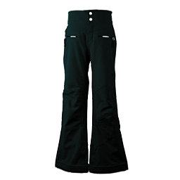 Obermeyer Jolie Softshell Girls Ski Pants, Black, 256