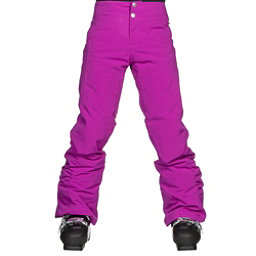 Obermeyer Jessi Girls Ski Pants, Violet Vibe, 256