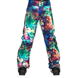 Obermeyer Jessi Girls Ski Pants, Fractal Floral, 256