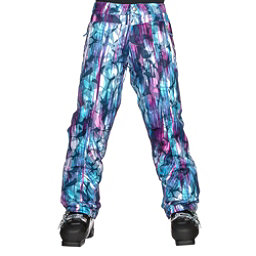 Obermeyer Brooke Girls Ski Pants, Escape Print, 256