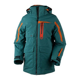 Obermeyer Axel Boys Ski Jacket, Deep Pacific, 256