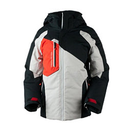 Obermeyer Outland Boys Ski Jacket, Black, 256