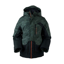Obermeyer Gage Boys Ski Jacket, Bit Camo, 256