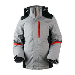 Obermeyer Fleet Boys Ski Jacket, Overcast, 256