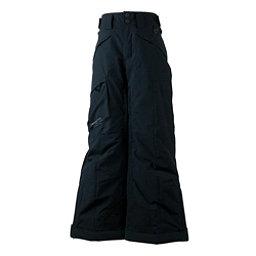 Obermeyer Porter Kids Ski Pants, Black, 256