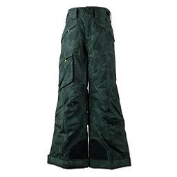 Obermeyer Porter Kids Ski Pants, Bit Camo, 256