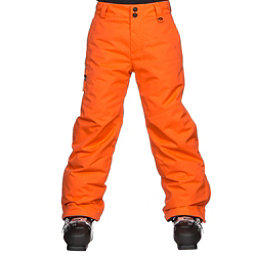 Obermeyer Brisk Teen Boys Ski Pants Kids Ski Pants, Drop Zone, 256