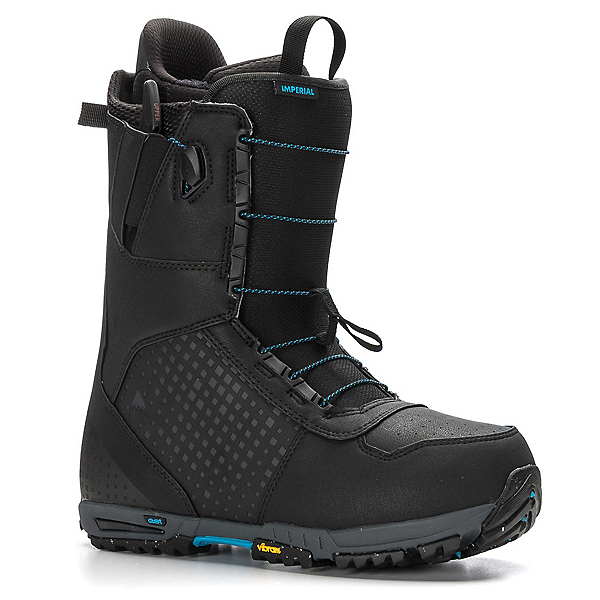 Burton Imperial Snowboard Boots 2018, Black-Gray, 600
