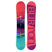 Burton Feelgood Flying V Womens Snowboard 2018, , medium