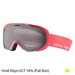 Giro Field Womens Goggles 2018, Big Truck-Vivid Onyx, 256