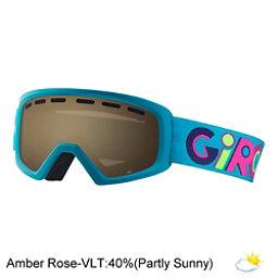 Giro Rev Youth Goggles 2018, Wild Girl-Amber Rose, 256
