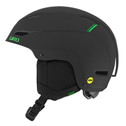 Giro Ratio MIPS Helmet 2018, Matte Black Green Sport Tech, 256