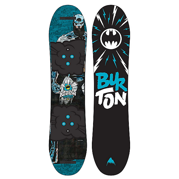Burton Chopper LTD DC Comics Boys Snowboard 2018, Batman, 600