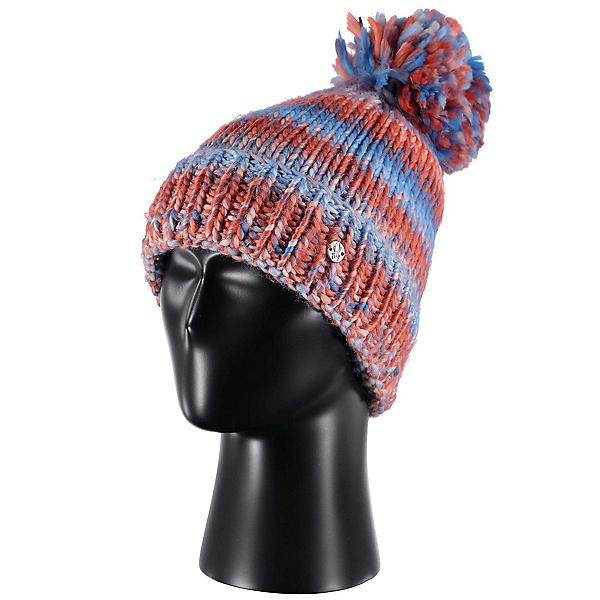 Spyder Twisty Kids Hat, White-French Blue-Burst, 600