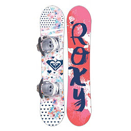 Roxy Poppy Girls Snowboard Package 2018 2018, , 256