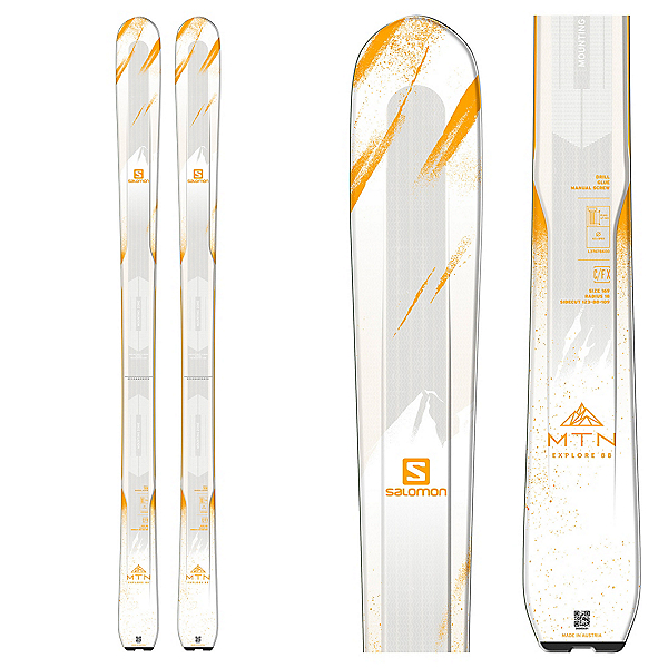 Salomon MTN Explore 88 Skis 2018, , 600
