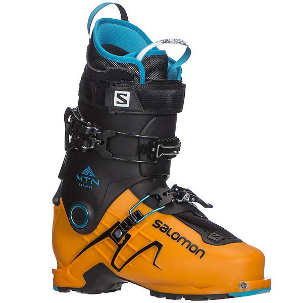Salomon MTN Explore Alpine Touring Boots 2018, Safran-Black, 600