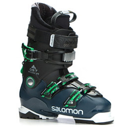 Salomon QST Access 80 Ski Boots 2018, Black-Petrol Blue-True Green, 256