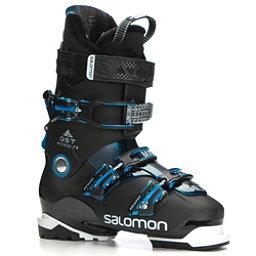 Salomon QST Access 70 Ski Boots 2018, Black-Petrol Blue-Aqua Blue, 256
