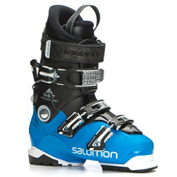 Salomon QST Access 70 T Kids Ski Boots 2018, Indigo Blue-Black, 256