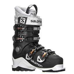 Salomon X-Access 70 W Wide Womens Ski Boots 2018, White-Black-Corail, 256