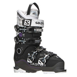 Salomon X-Pro X80 CS W Womens Ski Boots 2018, Black-Anthracite-White, 256