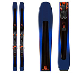 Salomon XDR 88 Ti Skis with Warden MNC 13 Bindings 2018, , 256