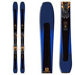 Salomon XDR 84 Ti Skis with Warden MNC 13 Bindings 2018, , 256