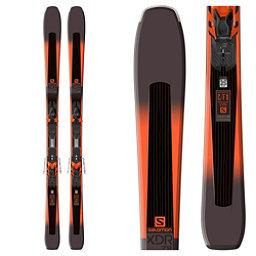 Salomon XDR 79 CF Skis with XT 10 Bindings 2018, , 256