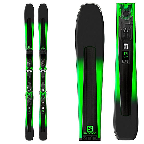 Salomon XDR 78 ST Skis with Mercury 11 Bindings 2018, , 600