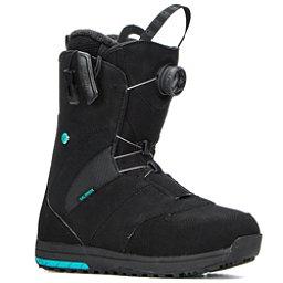 Salomon Ivy Boa STR8JKT Womens Snowboard Boots 2018, Black, 256