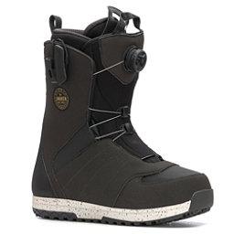 Salomon Launch Boa STR8JKT Snowboard Boots 2018, Grey, 256