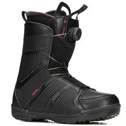 Salomon Faction Boa Snowboard Boots 2018, Black, 256