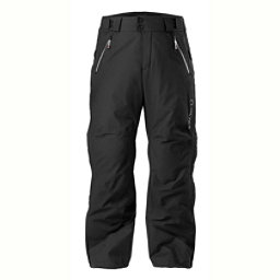 Arctica Youth Side Zip 2.0 Kids Ski Pants, Black, 256