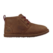 UGG Neumel Waterproof Mens Casual Shoes, Grizzly, medium