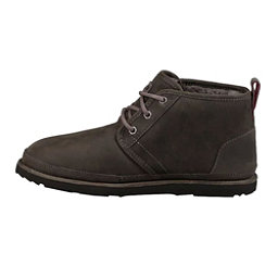 UGG Neumel Waterproof Mens Casual Shoes, Charcoal, 256