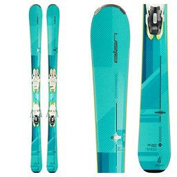 Elan Delight Supreme Womens Skis with ELW 10.0 Bindings 2018, , 256