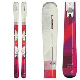 Elan Snow Womens Skis with EL 7.5 Bindings 2018, , 256
