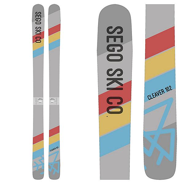SEGO Skis Cleaver 102 Skis 2018, , 600
