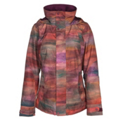 Burton Jet Set Womens Insulated Snowboard Jacket, Sedona, medium