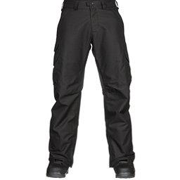 Burton Cargo Mens Snowboard Pants, True Black, 256