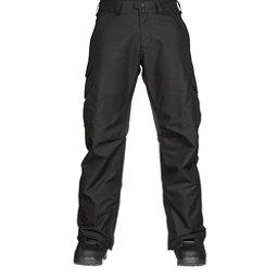 Burton Cargo Tall Mens Snowboard Pants, True Black, 256