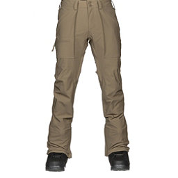 Burton Southside Slim Fit Mens Snowboard Pants, Rucksack, 256