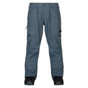 Burton Southside Slim Fit Mens Snowboard Pants, La Sky, medium