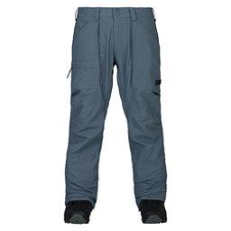 Burton Southside Slim Fit Mens Snowboard Pants, La Sky, 256