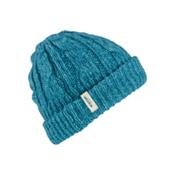 Burton Bone Cobra Beanie Womens Hat, Larkspur-Jaded, medium