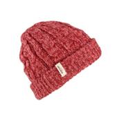 Burton Bone Cobra Beanie Womens Hat, Sparrow-Dusty Rose, medium