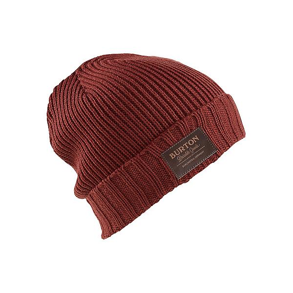 Burton Gringo Beanie Hat, Fired Brick, 600