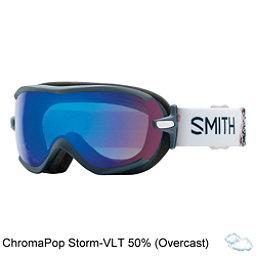 Smith Virtue Womens Goggles 2018, Thunder Composite-Chromapop St, 256